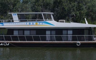 Sunraysia Resort Mildura – Houseboats