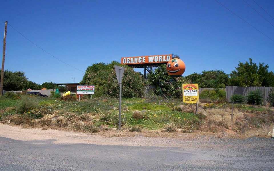 Sunraysia Resort | The Place to Stay | Orange World